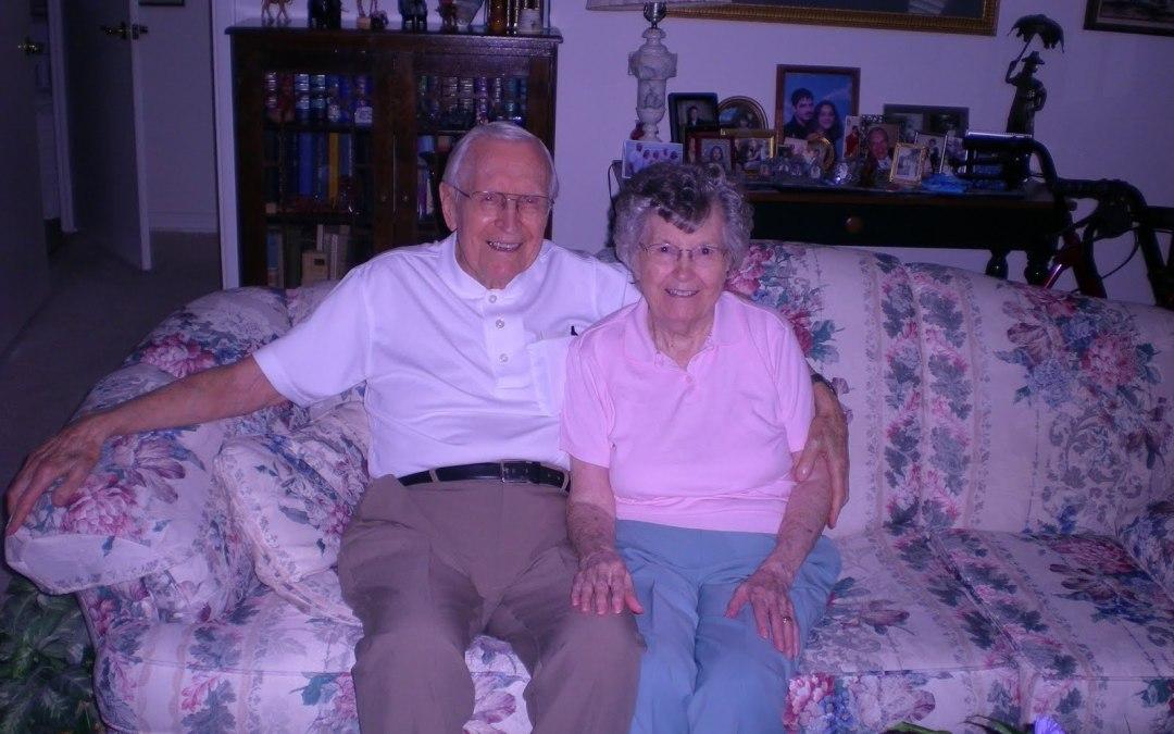 Pastor R. B. Acheson: In praise of mentors!