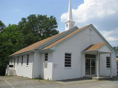 A Word or two about small Churches