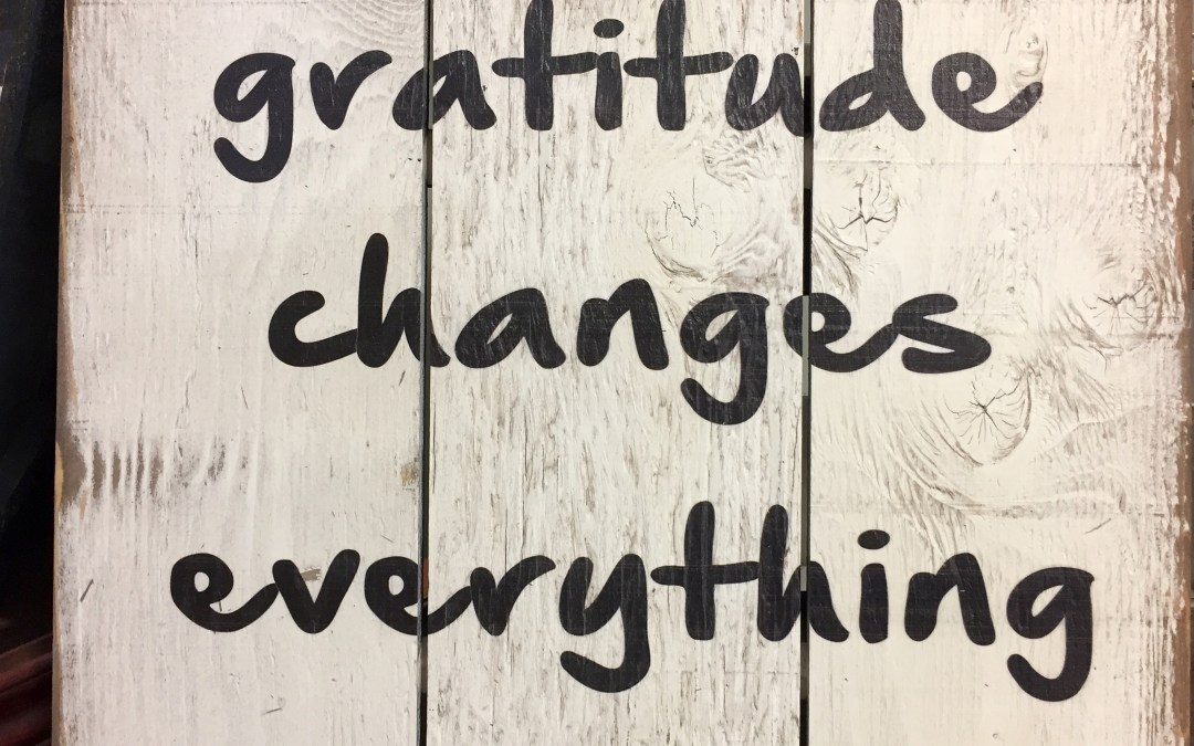 Five Habits of Highly Grateful People