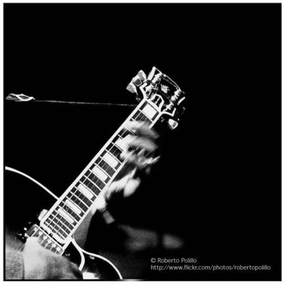 Wes Montgomery, San Remo 1965 © Roberto Polillo