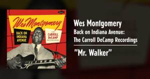 "Beispielsong von ""Back on Indiana Anvenue"": Mr. Walker"