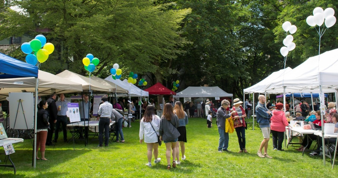 Strawberry Festival, WESN , west end seniors network, west end