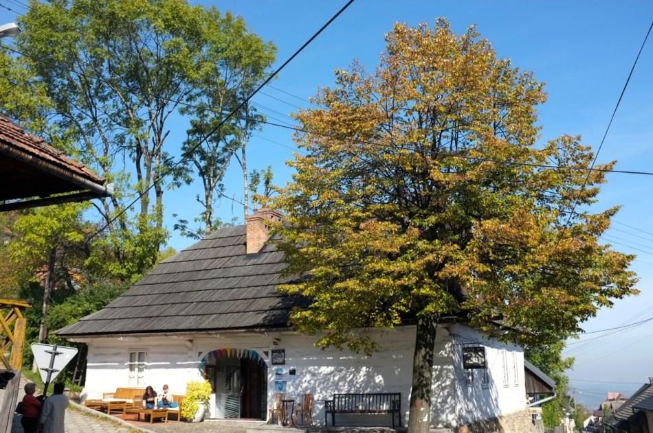 Cafe Arka w Lanckoronie