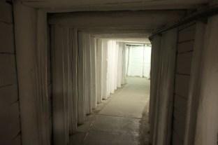 jeden z wielu korytarzy