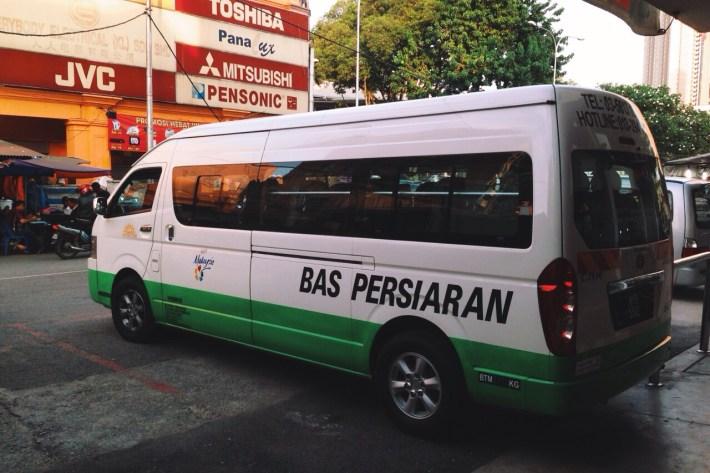 nasz malezyjski busik