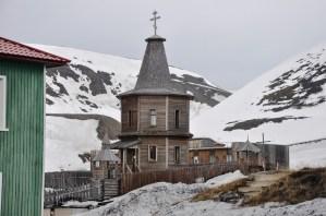 najbardziej północna cerkiew na świecie