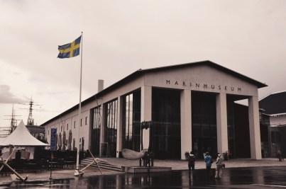 Marinmuseum w Karlskronie