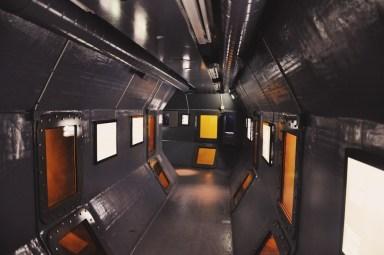 Marinmuseum w Karlskronie - część podwodna