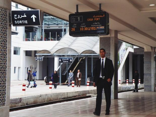 dworzec w Rabacie
