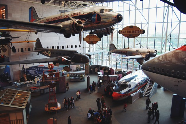 National Air and Space Museum, Waszyngton