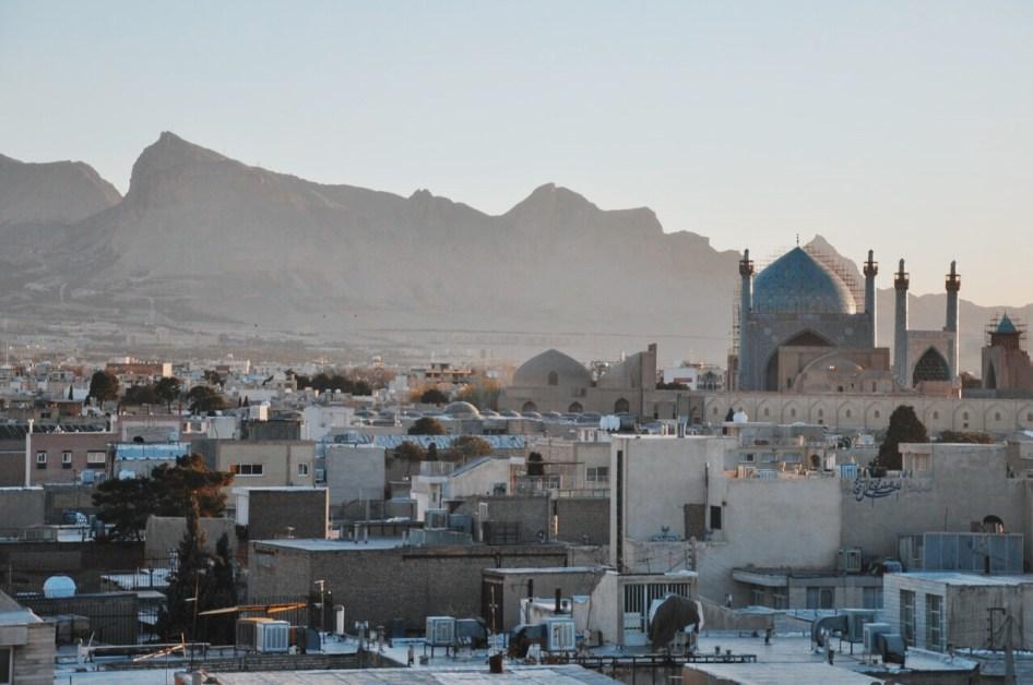 Isfahan | zdjęcie Magdalena Garbacz Wesołowska
