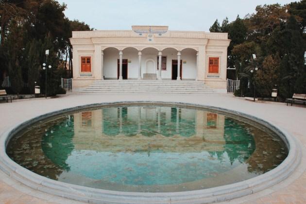 świątynia ognia, Jazd