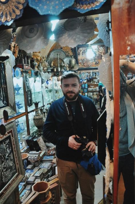 na bazarza w Sziraz | fot. Magdalena G-W