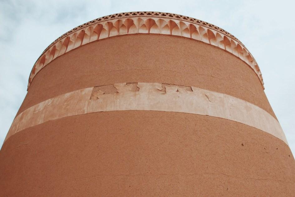 wieża gołębi w Meybod