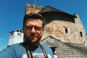na zamku w Niedzicy
