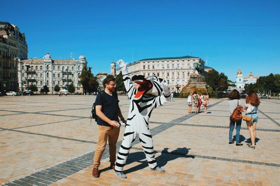 tygrys pod wpływem, z którym pogadaliśmy o tym, jak Putin jest zły