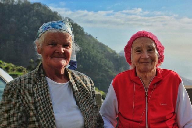kobiety z Madery
