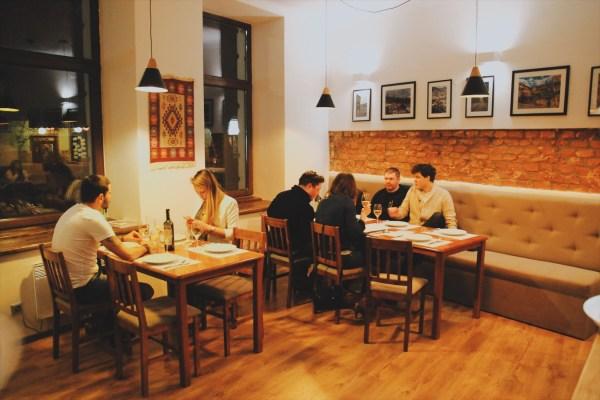 Tbilisuri Najlepsza Gruzińska Restauracja W Krakowie Wojażer