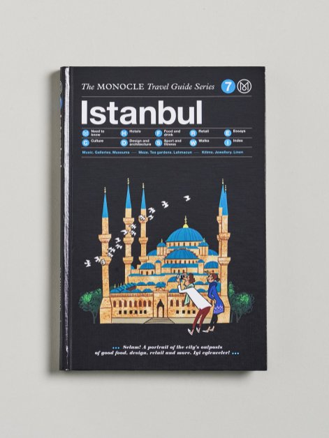 Istanbul Monocle