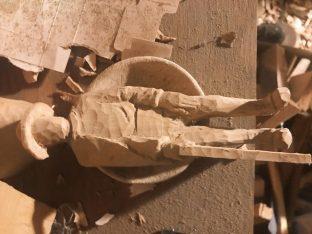 Marcin Rząsa rzeźba