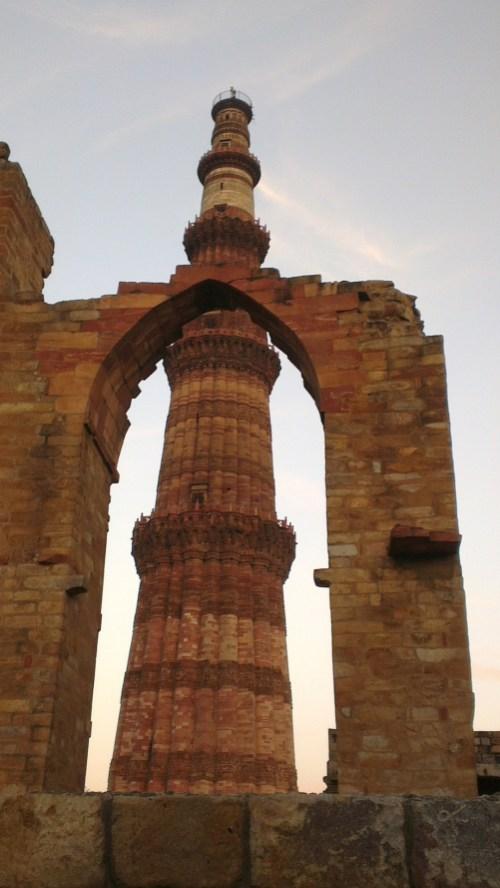 qutab-minar-727050_1920