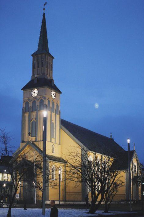 Tromso Norwegia atrakcje zwiedzanie przewodnik