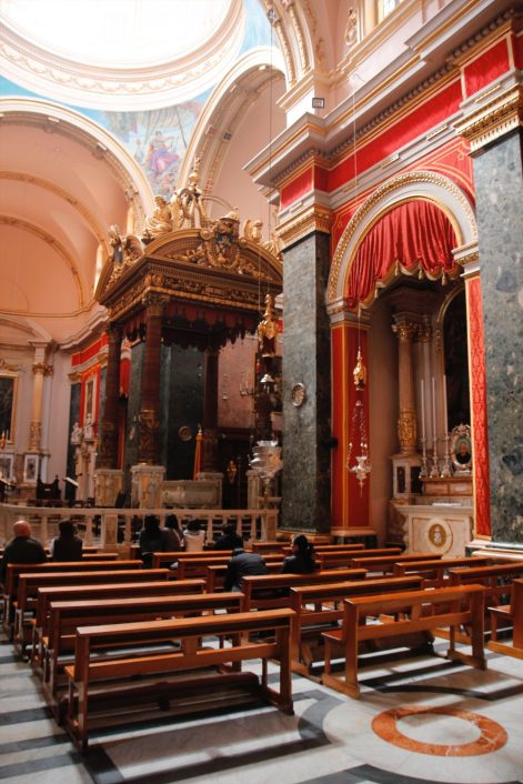 Katolicym na Malcie | fot. Magdalena Garbacz-Wesołowska