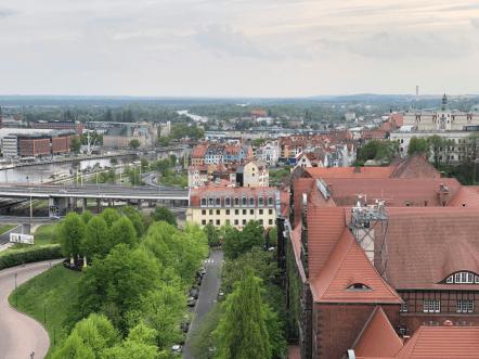 taras widokowy Szczecin