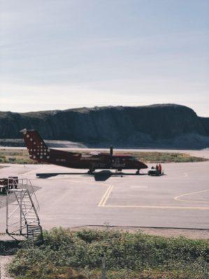 lotnisko Kangerlussuaq