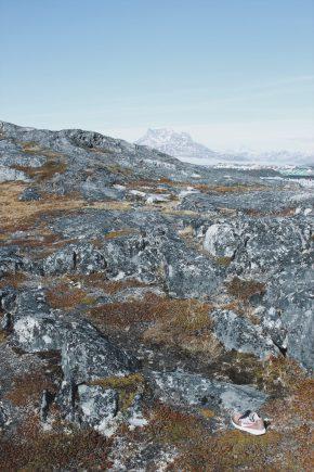Grenlandia trekking i spacery