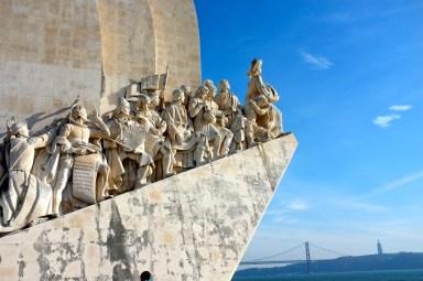 pomnik odkrywców w Belem