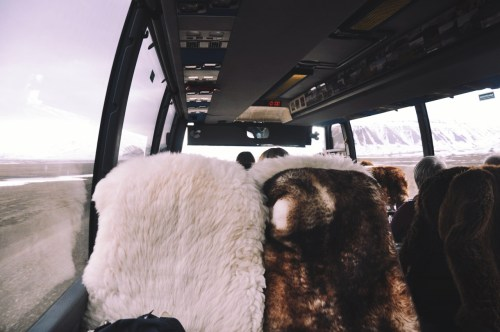 wnętrze Arctic Tapas