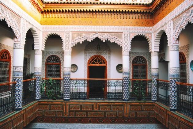 Riad Sara, Fez, Maroko