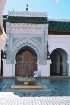 Teren Uniwersytetu Al-Karawijjin