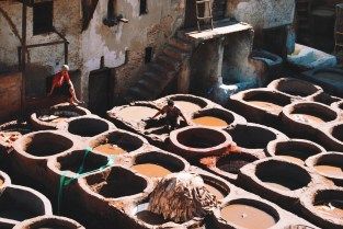 garbarnie w Fez