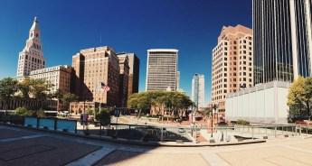 Hartford downtown