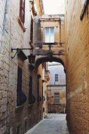 Mdina - miasto ciszy