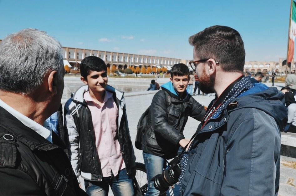 Isfahan | zdjęcie Magdalena Garbacz-Wesołowska