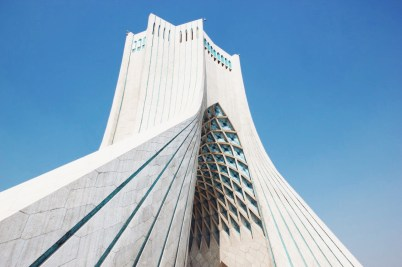 wieża Azadi, Teheran