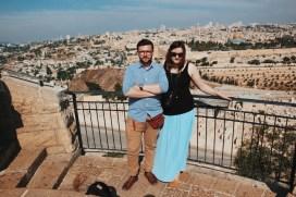 Wojażer i Wojażerka w Jerozolimie