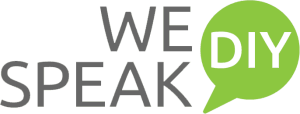 We Speak DIY Logo
