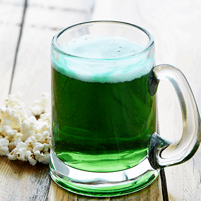 Green Beer Recipe for St. Patrick's Day
