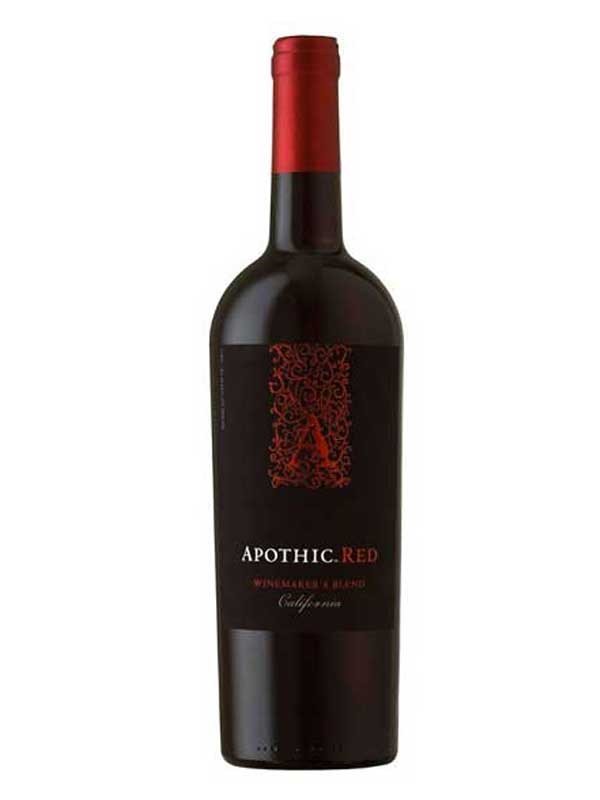 Apothic Red Wine Calories : apothic, calories, Apothic, Wines, Winemaker's, Blend, 750ML, WeSpeakWine.com