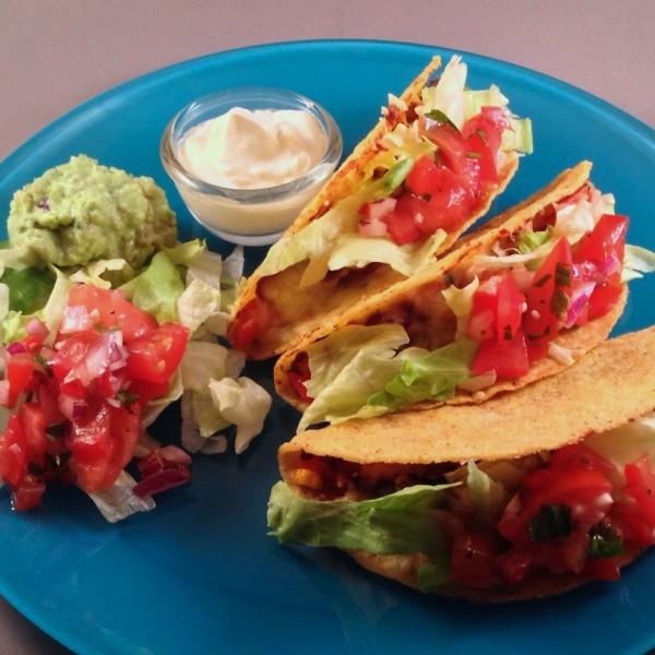 Frisse mexicaanse taco's 3