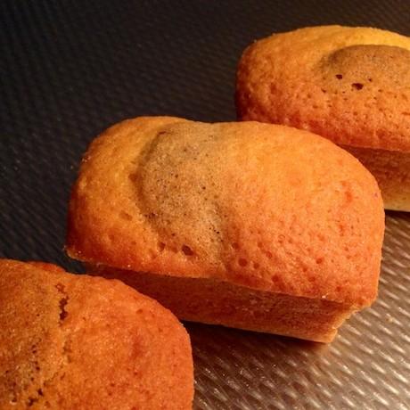 Minicakejes met speculaas