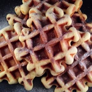 Belgische vanillewafels 4