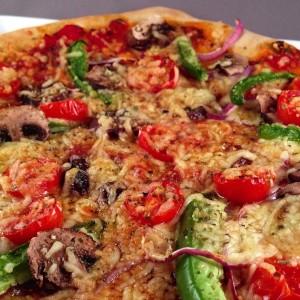 Huisgemaakte pizza 3