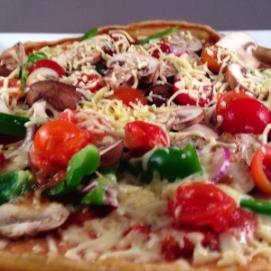 Pannenkoeken-pizza 1