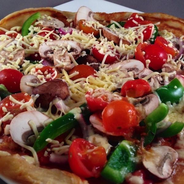 Pannenkoeken-pizza 2