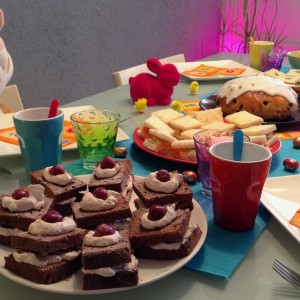 gebak-tafel